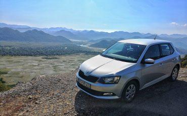 Škoda Fabia 1.2 Automatic