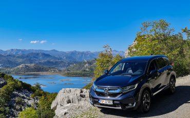 Honda CRV AWD (Automatic)